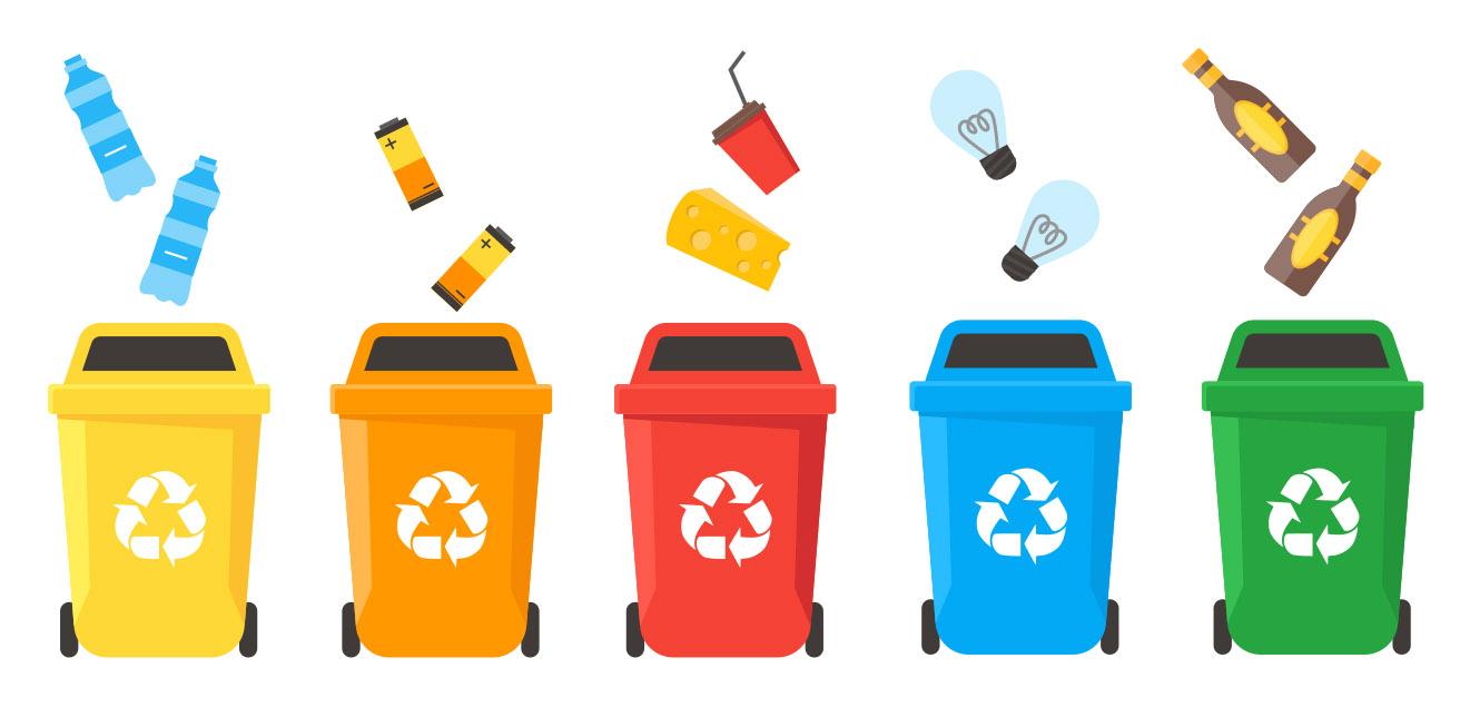 Tri sélectif des déchets | Cap Eco Solidaire
